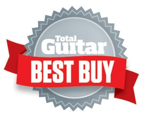 Total Guitar Best Buy award