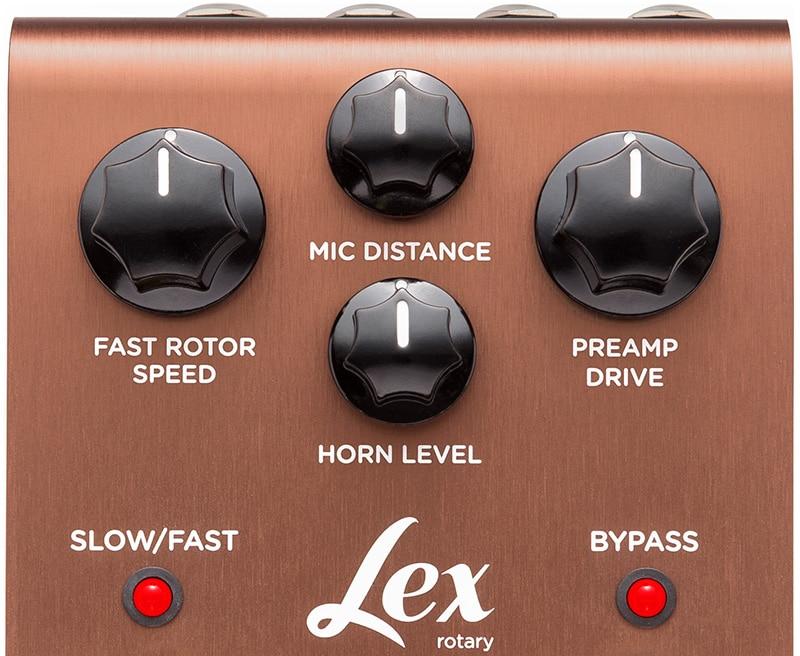 Lex Rotary Speaker Simulator