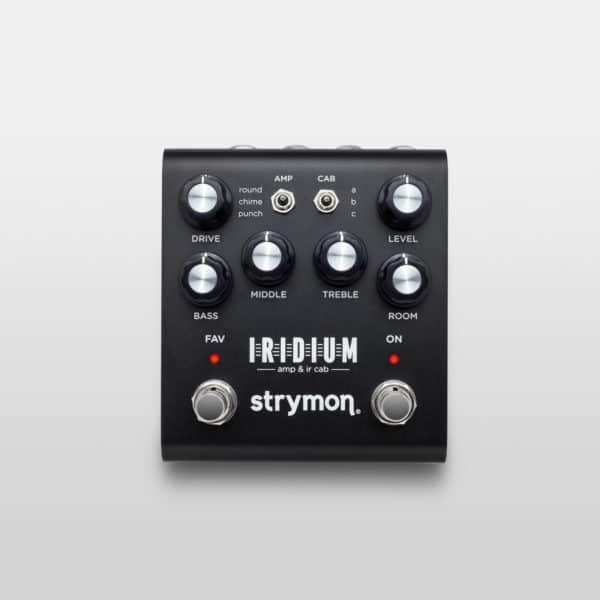 Iridium - Amp & IR Cab - Amp Modeler Pedal