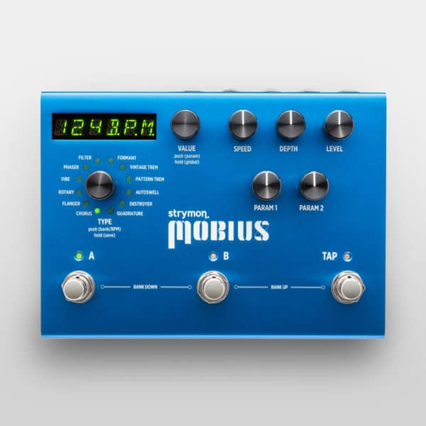 Strymon Mobius modulation pedal