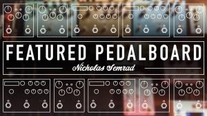 Strymon pedalboard feature Nicholas Semrad