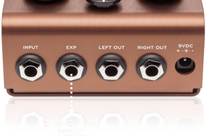 Expression Pedal