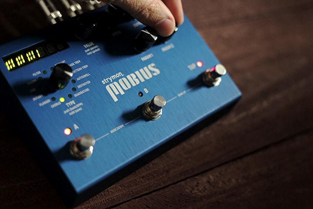 Mobius - Assignable Knobs