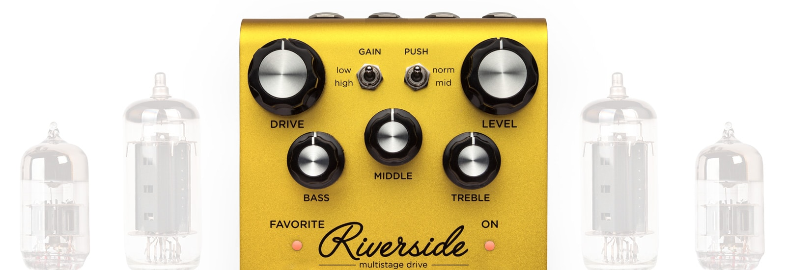 Riverside - Multistage Drive Pedal