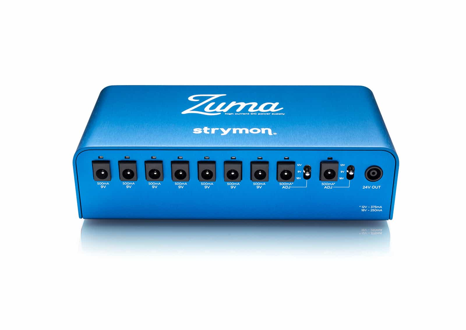 Zuma Support Strymon 24v Power Supply 18a Single Output