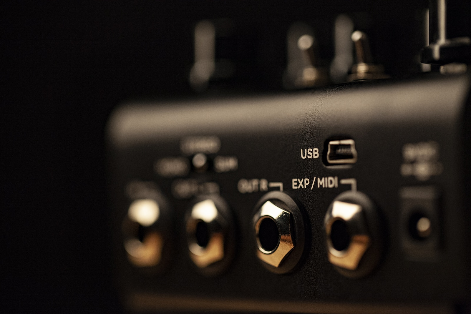 Strymon Iridium amp & cab IR rear