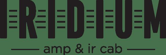 Strymon Iridium amp & IR cab logo