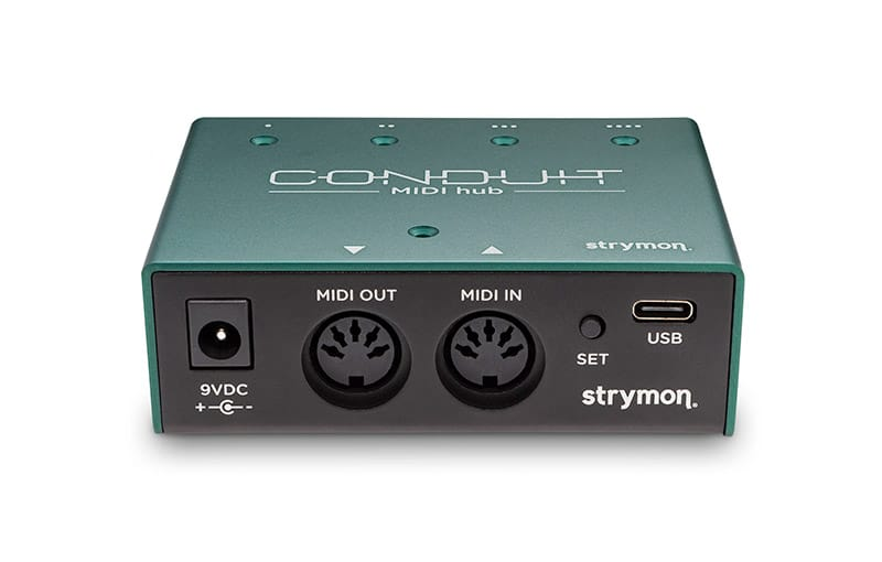 Conduit - MIDI Hub